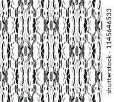 ikat batik print in modern... | Shutterstock .eps vector #1145646533