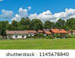 bavaria  germany june 10  2018  ...   Shutterstock . vector #1145678840