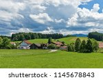 bavaria  germany june 10  2018  ...   Shutterstock . vector #1145678843