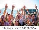 benicassim  spain   jul 19  the ... | Shutterstock . vector #1145703566