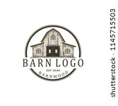 Logo Design For Barn Wood
