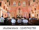 chantaburi  thailand   july 30  ... | Shutterstock . vector #1145741750