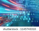science formula and math...   Shutterstock . vector #1145743310