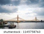 2018.7.28 nonthaburi  thailand  ... | Shutterstock . vector #1145758763