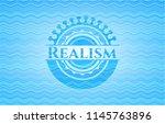 realism warer concept style... | Shutterstock .eps vector #1145763896