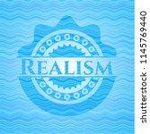 realism water wave concept... | Shutterstock .eps vector #1145769440