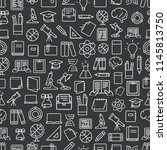 different network app icons... | Shutterstock .eps vector #1145813750