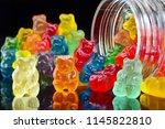 Gummy Bears On The Beach...