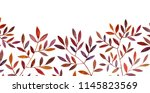 background with watercolor... | Shutterstock . vector #1145823569