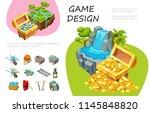cartoon game design concept...