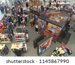 kuala lumpur  malaysia   july... | Shutterstock . vector #1145867990