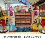kuala lumpur  malaysia   july... | Shutterstock . vector #1145867996