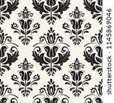 classic seamless vector pattern....   Shutterstock .eps vector #1145869046