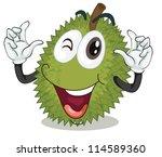 jackfruit | Shutterstock .eps vector #114589360