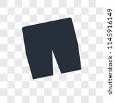 short vector icon isolated on... | Shutterstock .eps vector #1145916149