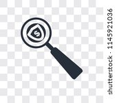 search vector icon isolated on...