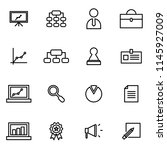analytics and research icons...