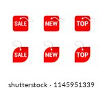 vector labels with tags  sale   ...