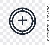 add vector icon isolated on...   Shutterstock .eps vector #1145952653