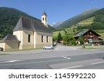 heiligenblut  austria   2 july... | Shutterstock . vector #1145992220