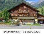 heiligenblut  austria   2 july... | Shutterstock . vector #1145992223