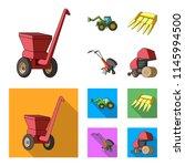 motoblock and other...   Shutterstock .eps vector #1145994500