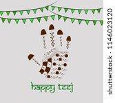 illustration of background for... | Shutterstock .eps vector #1146023120