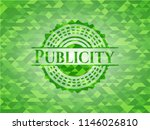 publicity realistic green... | Shutterstock .eps vector #1146026810