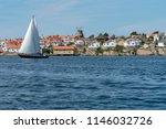 mollosund by the west coast   Shutterstock . vector #1146032726