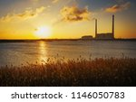 beautifull landscape with...   Shutterstock . vector #1146050783