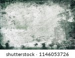 dirty old grunge background | Shutterstock . vector #1146053726