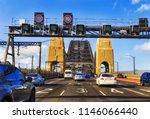 commuting motor traffic...   Shutterstock . vector #1146066440