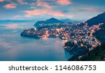 aerial evening view of... | Shutterstock . vector #1146086753