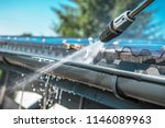 Spring Rain Gutters Cleaning...