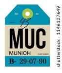 munich realistically looking...   Shutterstock . vector #1146127649