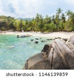 Beaches Thailand Empty Koh Tao - Fine Art prints
