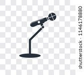 microphone for singers vector... | Shutterstock .eps vector #1146178880
