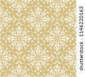 classic seamless vector pattern....   Shutterstock .eps vector #1146220163