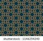 vector seamless pattern. modern ... | Shutterstock .eps vector #1146254240