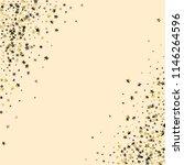 stars confetti diagonal border. ...   Shutterstock .eps vector #1146264596