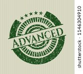 green advanced distress rubber... | Shutterstock .eps vector #1146304910