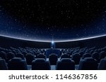 a breathtaking star projection... | Shutterstock . vector #1146367856