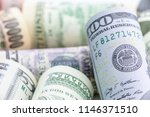 closeup image   seal of the... | Shutterstock . vector #1146371510