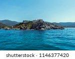 beautiful sardegna sardinia... | Shutterstock . vector #1146377420