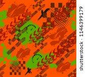 abstract seamless sport pattern ... | Shutterstock .eps vector #1146399179