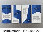 design elements presentation...   Shutterstock .eps vector #1146400229