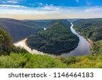 unique landscape and landmark... | Shutterstock . vector #1146464183