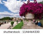 paris  france   august 13  2017....   Shutterstock . vector #1146464330