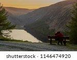 sunset in ireland | Shutterstock . vector #1146474920