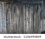 burnt wood grey background.... | Shutterstock . vector #1146494849
